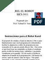 SICI 3011 El Robot Karel