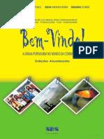 01 LIVRO Bemvindo a Lingua Portuguesa No Mundo Da Comunicacao