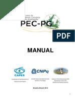 Edital PEC-PG Manual