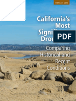 032515 - California's Most Significant Droughts