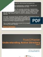 Understanding Active Directory - PART 1
