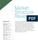 KCG ES MarketStructureNewsletter Feb 2015