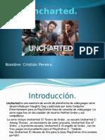 Presentación de Uncharted.