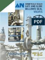 Velan Bellows Seal
