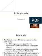 Abnormal Psychology Chapter 14