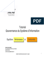 Tutorial IT Governance