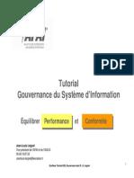 Tutorial IT Governance