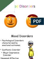 v  mood disorders
