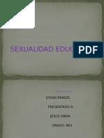 Sexualidad Educativa