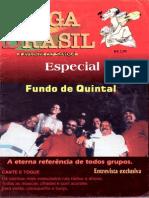 Ginga Brasil Especial Fundo de Quintal - (Ao Vivo Cacique de Ramos)