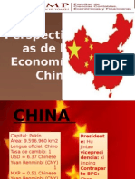Perspectivas de La Economía China
