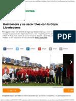 Admiración_ Sevilla, El Rival de River, Visitó La Bombonera y Se Sacó Fotos Con