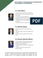 Aspectos Clínicos e Laboratoriais Do Diagnóstico de Diabetes e Pré-Diabetes