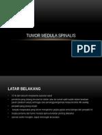 Referat Tumor Medula Spinalis