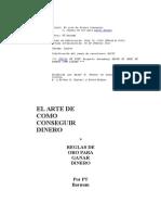 EL ARTE DE CONSEGUIR DINERO.docx