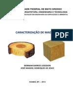 Caracterização de Madeiras