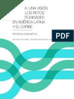 Corporación Andina de Fomento 2013 - Eficiencia Energética