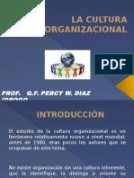 La Cultura Organizacional