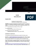 GreenPeace Rena Oil Spill Advertisement Complain Board.pdf