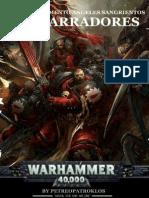 Codex Desgarradores Warhammer