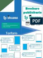 Brochure La Decana