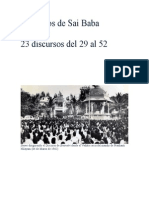 23 Discursos de Sai Baba Dss02 de 1962 Del 29 Al 52