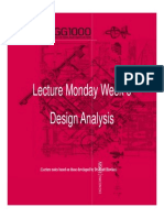 08 Lecture Monday Week 6 Design Phase 3 - Evaluating the Deisgn