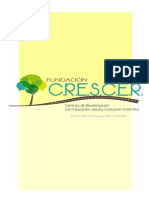 CRESCER institucional 2014