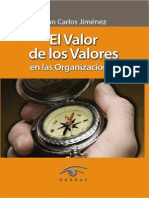 El Valor de Los Valores en Las Organizaciones 2
