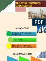Hanover-bates Chemical Corporation