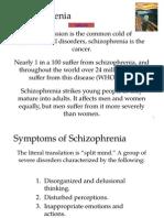 viii  schizophrenia