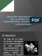 Presentación aluminio