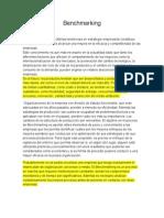 Benchmarking y Desarrollo Organizacional.docx
