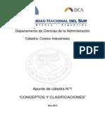 APUNTE de CATEDRA 01-Conceptos y Clasificaciones