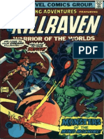 Amazing Adventures 32 Killraven