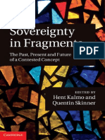 Kalmo e Skinner - Sovereignty in Fragments. The Past, Present and Future of a Contested Concept.pdf
