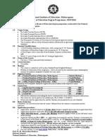MEd Application - Correct Doc