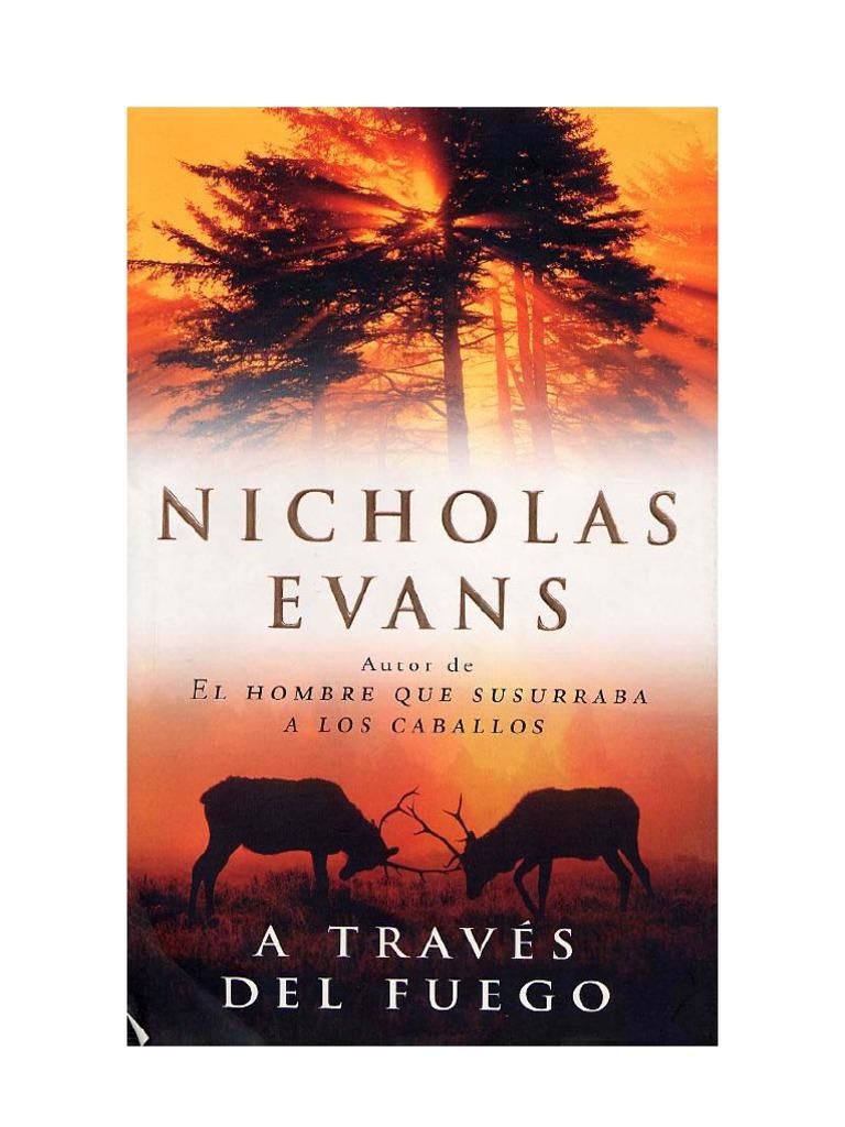 A Través Del Fuego - Nicholas Evans b84541c9f50
