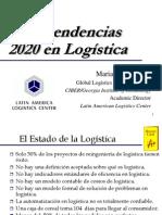 Megatendencia Logistica 2020 Mfda-rey