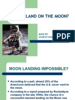 Did We Land on the Moon?