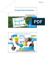 Delta Energy Online 2 0 Introduction Ppt