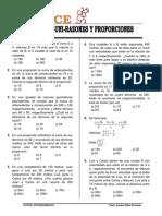 Trilce 01 Razones y Proporciones Nivel II