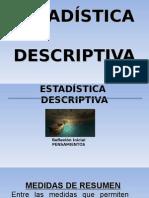 ESTAD+ìSTICA  DESCRIPTIVA-clase 5