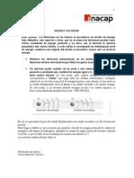 Guía de Quimica Modelo de Bohr
