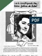 Margot Loyola en la investigación musical folclórica de chiloé