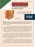 Cap 15 - Zonceras Folkloricas Argentina-el Chamame
