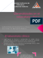 Generalidades en El Laboratorio Clínico - Copy
