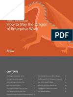AtTask eBook How to Slay the Dragon of Enterprise Work