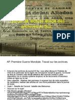 Guide de Lecture Étude Des Archives Al Sur