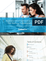 Staffing Business Development Guide Updated